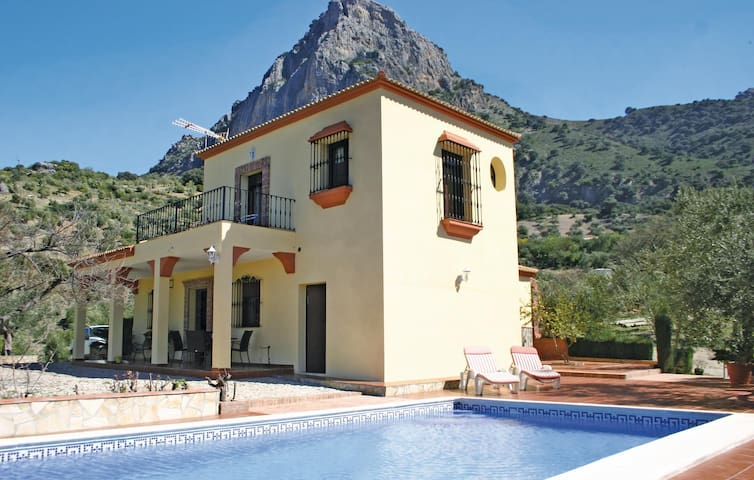 Holiday cottage with 3 bedrooms on 90 m² in El Gastor