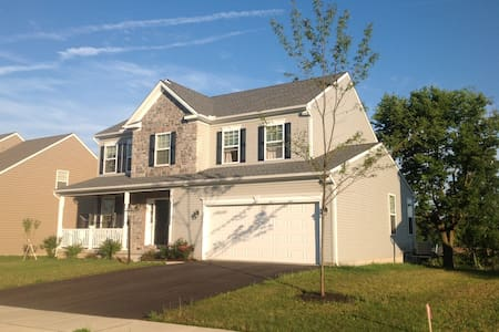 2 Rooms, New House: safe, clean, and comfortable! - Mechanicsburg