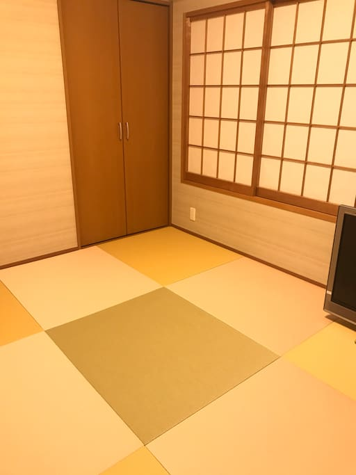 Japanese style room和室