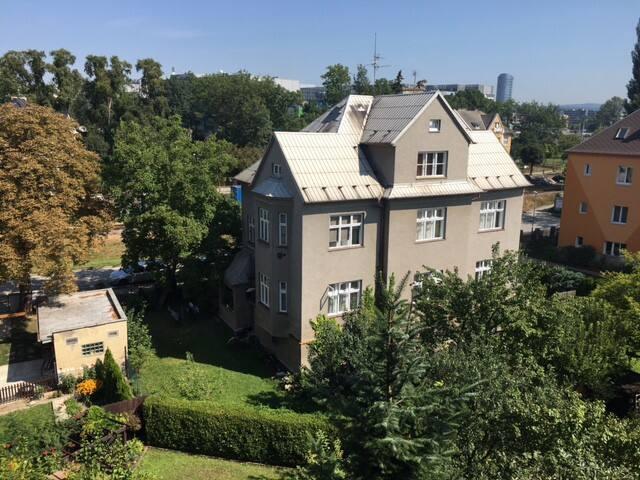 Maisonette Apartment with Garden