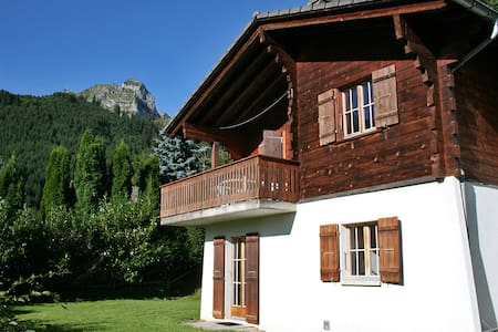 Chalet in Moléson