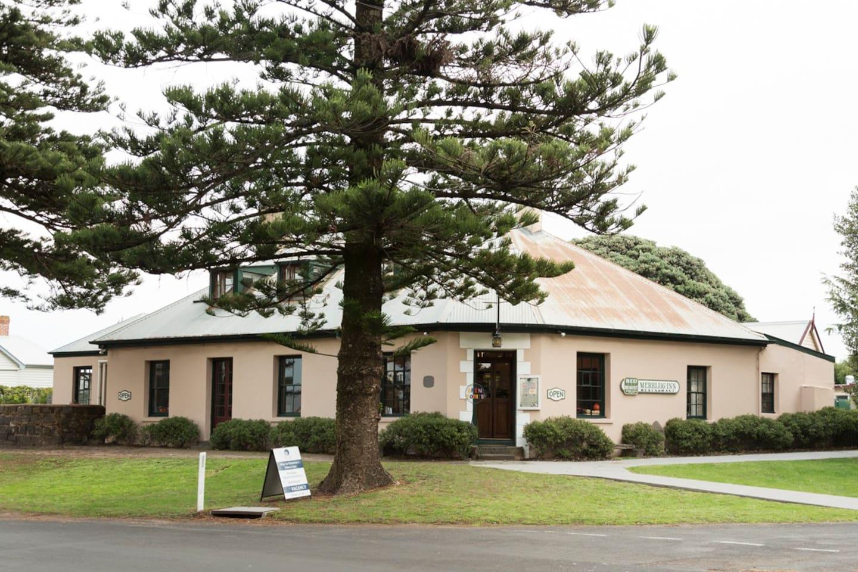 Merrijig Inn, Port Fairy - Victoria's Oldest Inn.