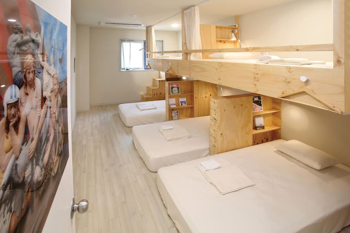 Female 5 dormitory 올레스테이(ollestay)