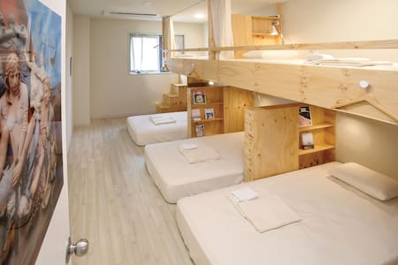 Female 5 dormitory 올레스테이(ollestay) - Pensió