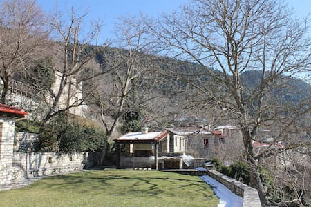 Voutyro Residence II - Voutyro - Pension