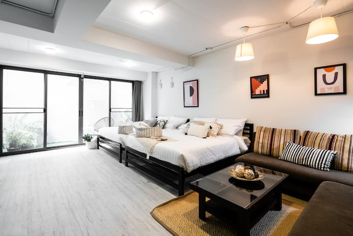 E1 ★2 Bed Studio upto 5 ★ 250m to BTS