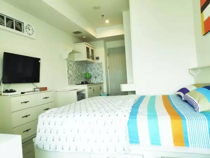 Grand Kamala Lagoon - 1 Beds 26 m2 Full Furnished