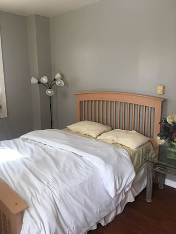 DOWNTOWN FREDERICK ONE BEDROOM APT