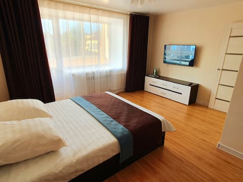 Апартаменты на Виноградова 45