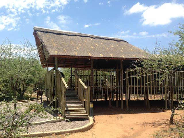 Sentlhane Conservancy Lodging Tent 1 - Gaborone - Cabaña