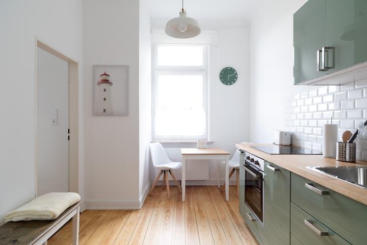 """Appartement """"Margarete"""" / Villa Lindenallee 9"""