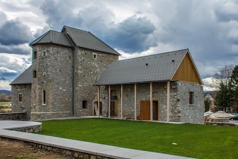 Vinica Castle