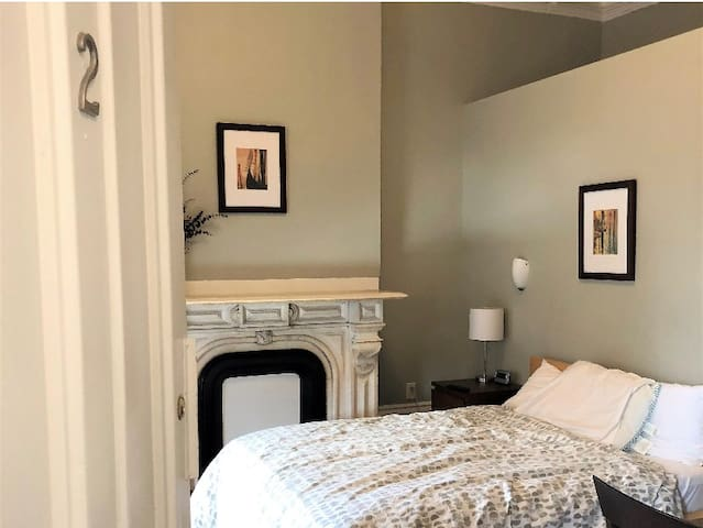 First Floor Tremont Suite