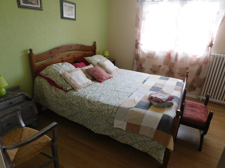 Spacious room in the country