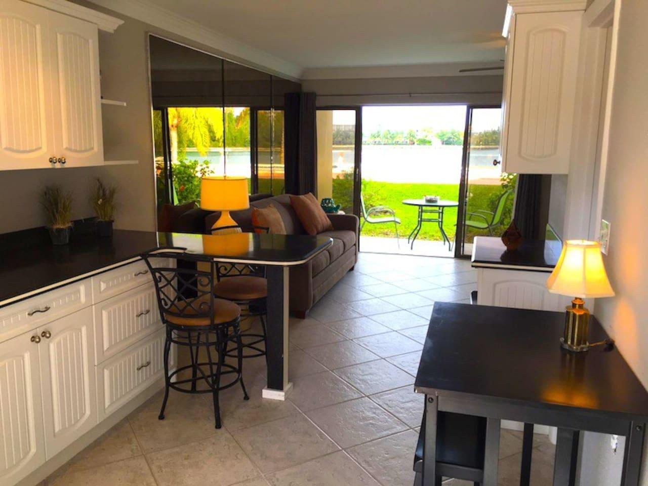 New kitchen/appliances