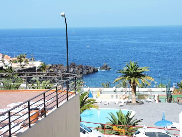 Acogedor apartamento en Playa de la Arena