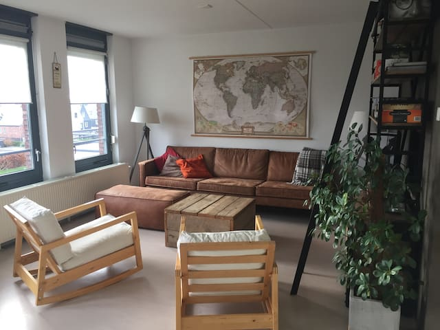 Zonnig appartement te huur