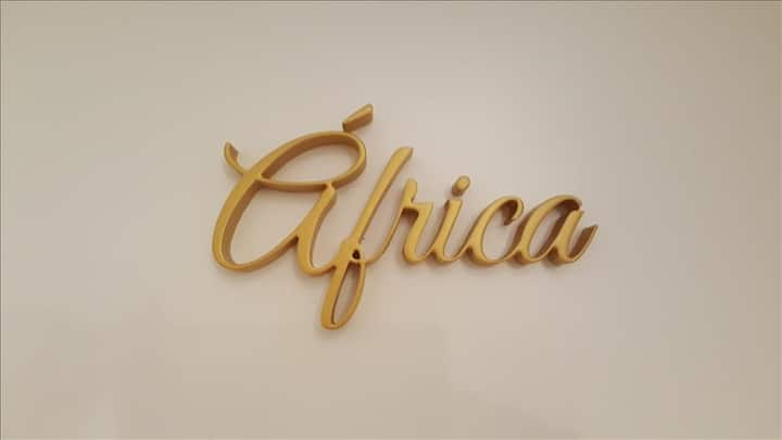 APARTAMENTO AFRICA