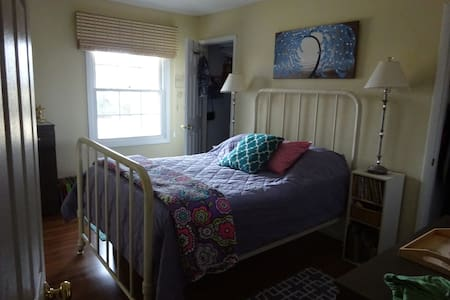 Suburban, Quiet, Clean Room
