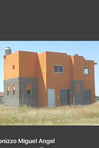 Casa enfrente del Mar