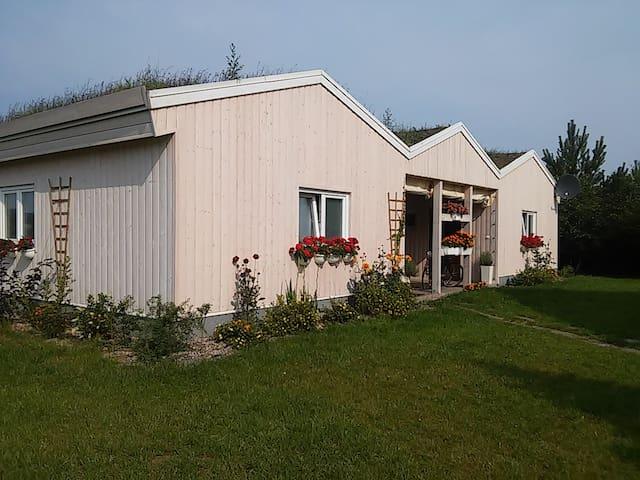 Domki U-artystów Wytowno - Ustka - Bungalow