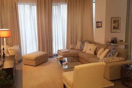 Luxury apartment sea side, Salmiya - Salmiya - Daire