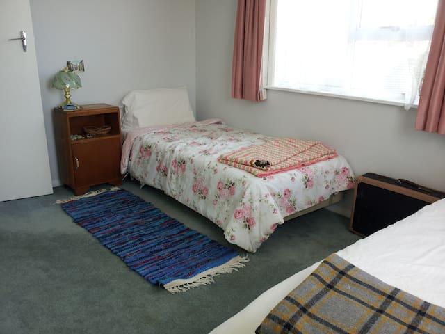 Welcoming private room. - Whanganui - Hus