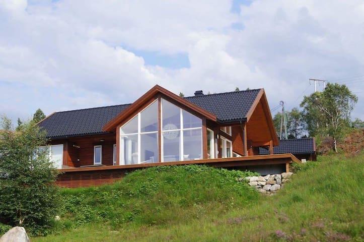 Ferienhaus Skånevik - Hardanger - Cabana