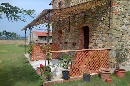 Restored Cottage 2. Cortona-Arezzo - Ареццо
