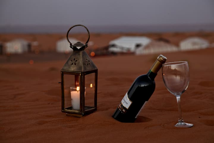 Sahara Luxury Camps