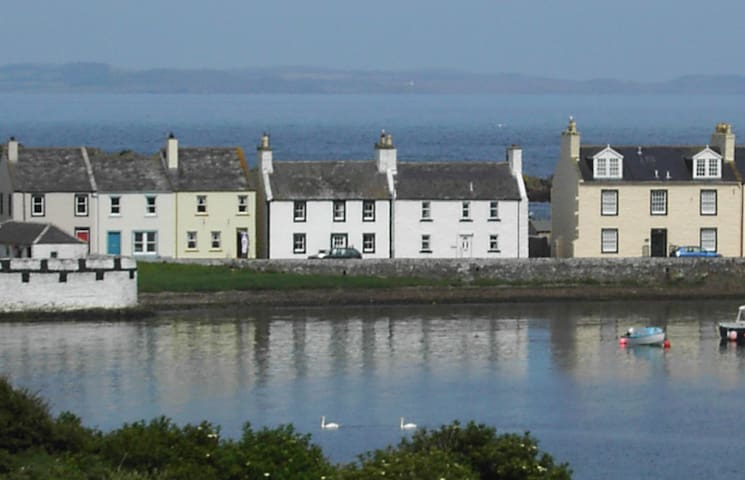Isle of Whithorn Home with a View