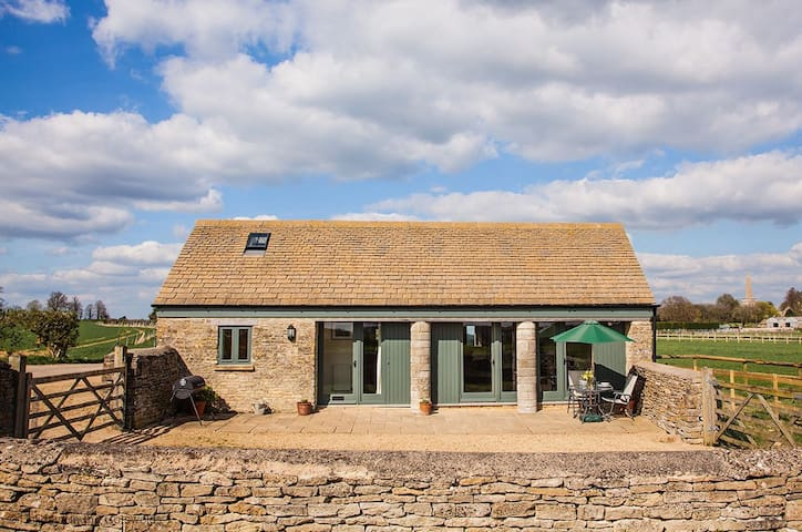Picture perfect converted barn, nestled in the heart of the Cotswolds near Cirencester, a perfect haven for a romantic getaway