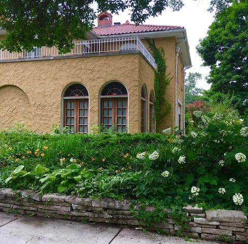 Italian Villa Meets Chicago - Chicago - House