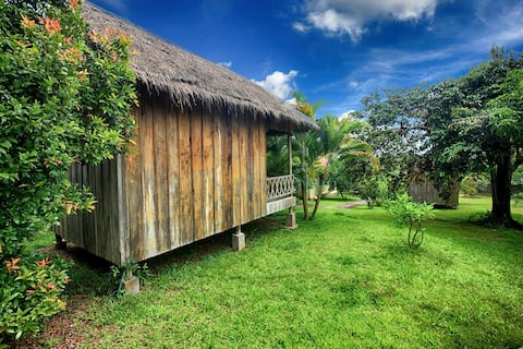 Q Bungalows - bungalow bois double-shared bathroom