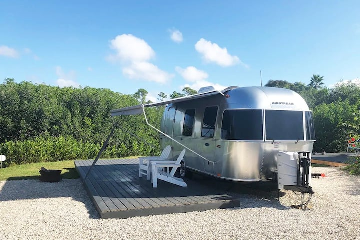 NEW LISTING - 2016 Airstream - Water View!