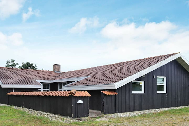 Magnificent Holiday Home in Blåvand with Sauna