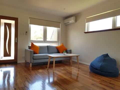 科摩陽光舒適的2居室別墅