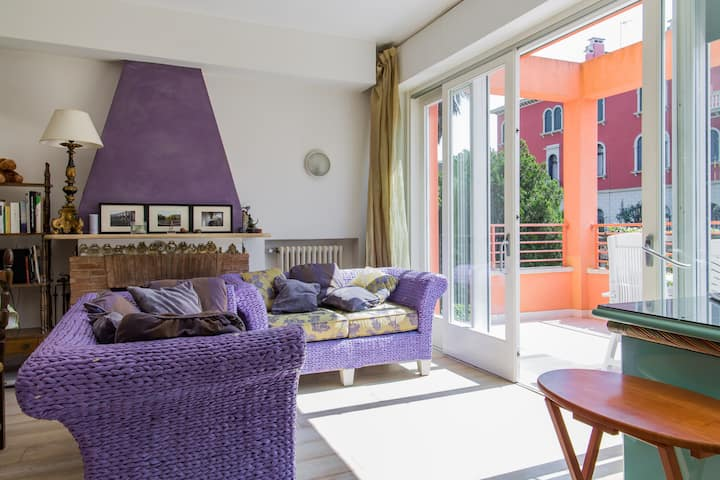 Perfect Venice&Relax Holiday Flat