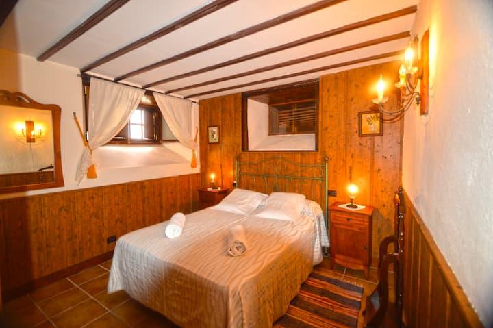 Casa Emblemática San Sebastián. Suite Abidán