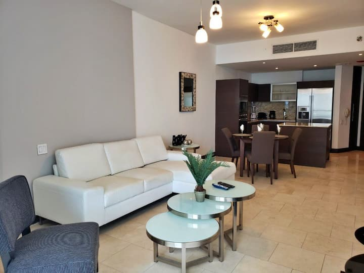 Apartment for rent in Panama City, Punta Pacifica