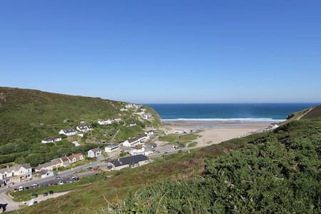 Beachview House - Porthtowan - House - 0