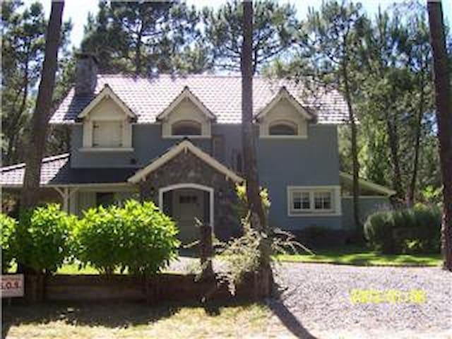 Casa de veraneo familiar en Cariló