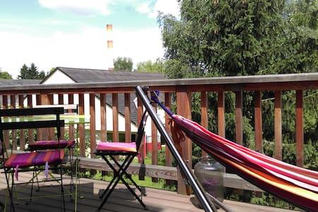 3 pièces cosy avec terrasse... - Schiltigheim