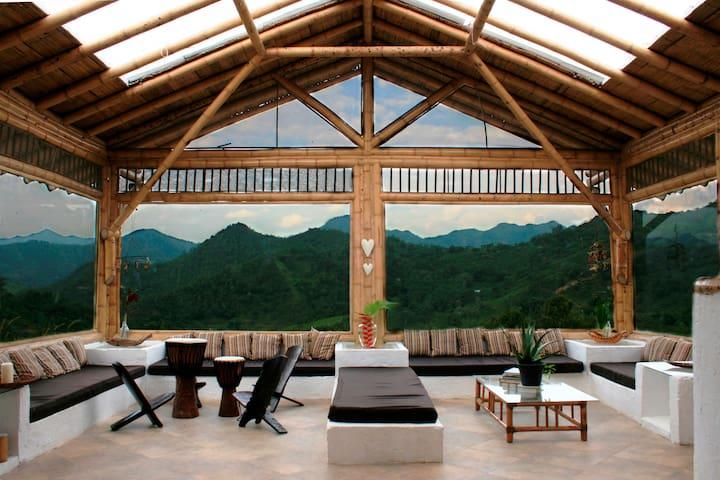 Finca Las Lomitas - Green Paradise near Bogotá - La Vega - Rumah Tamu