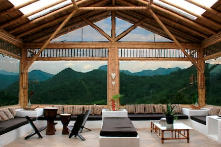 Finca Las Lomitas - Green Paradise near Bogotá - La Vega - Casa de hóspedes