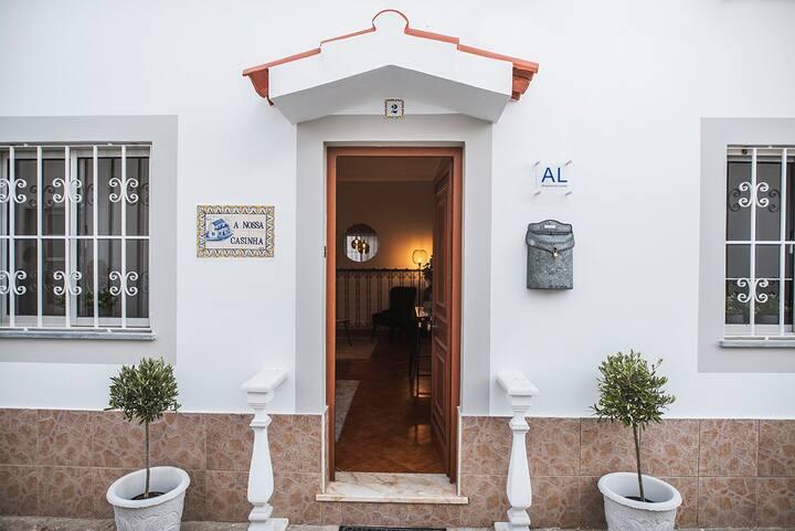 A Nossa Casinha @Santa Luzia @Tavira