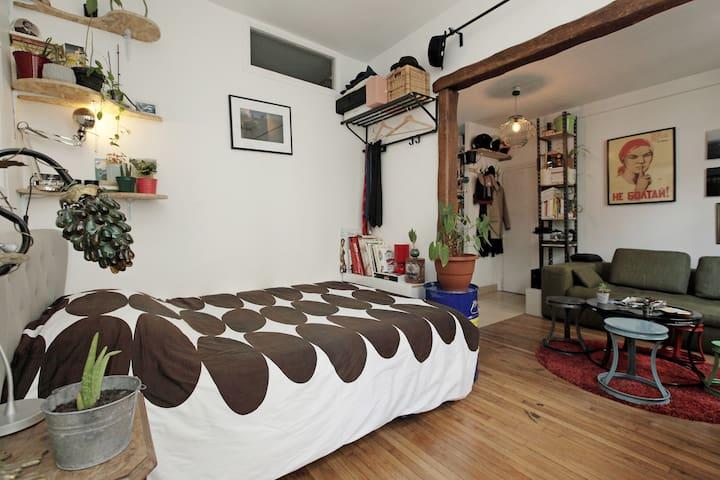 Sexy flat Marais - place des Vosges