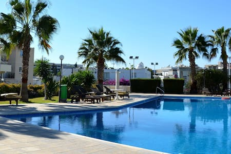 Marina Blue Apartment - Agios Tychon