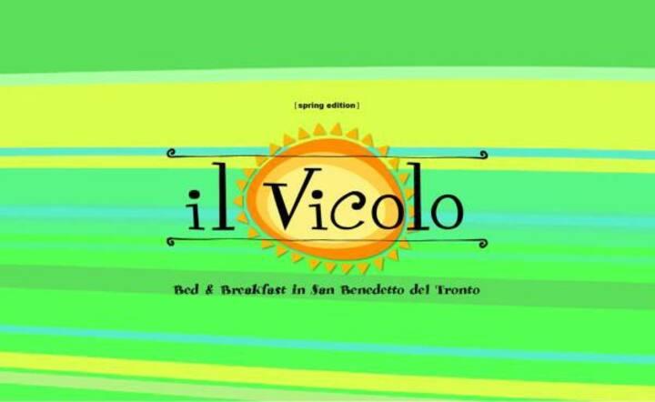 """B&B Il Vicolo - camera """"Hills"""""""