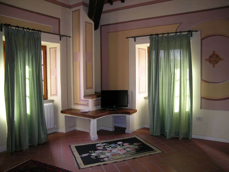 Room Le Magie of la Foresteria